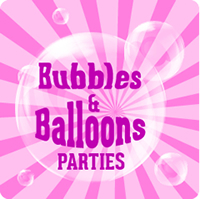 Bubbles and Balloons Birthday Parties