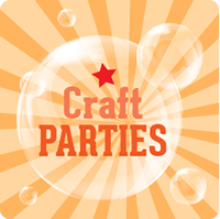 Children's Craft Birthday Parties