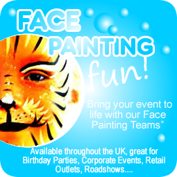 hire a face painter